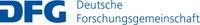 Logo der Deutschen Forschungsgemeinschaft: Wortmarke